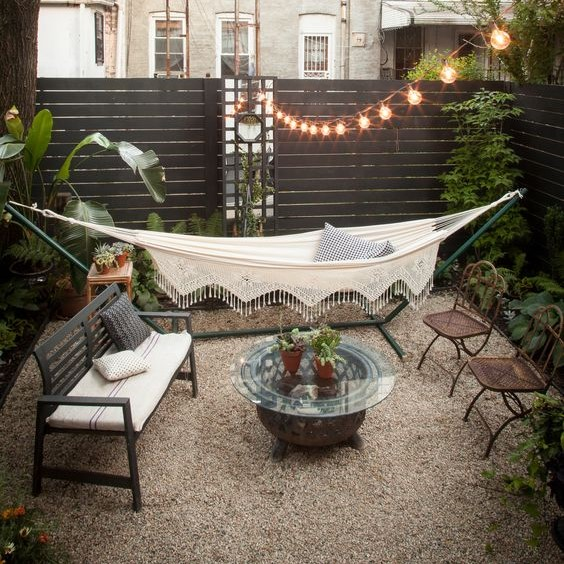 Wonderful Outdoor Gardening Ideas And Inspiration With: Je Veux Une Guirlande Guinguette Pour L'extérieur