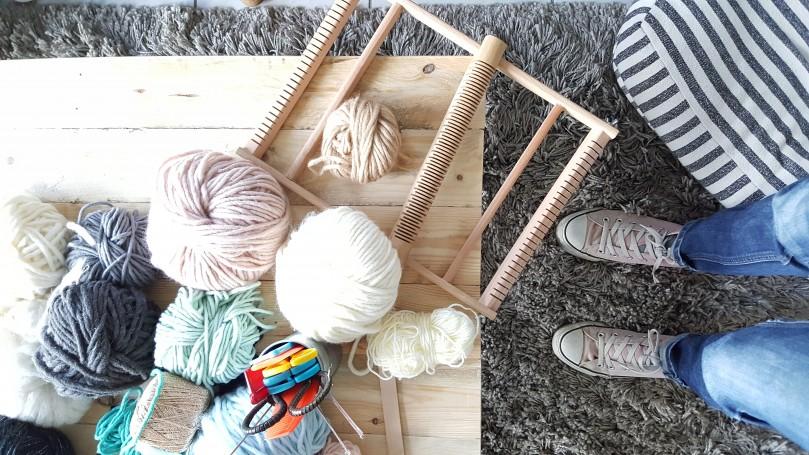 Tissage laine sophie b d co - Sophie ferjani decoratrice tarif ...