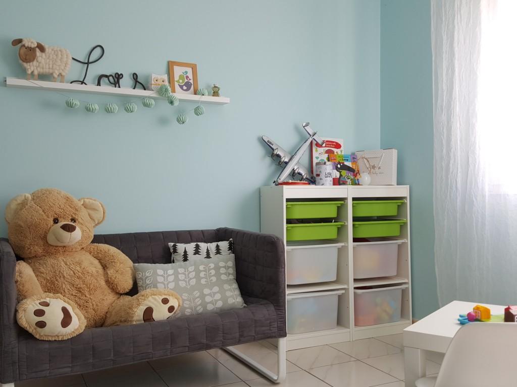 """La chambre de loïs va """"grandir"""" : visite de sa chambre de bébé"""