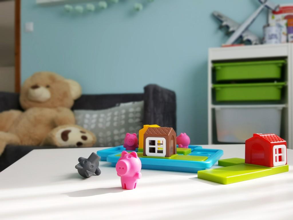chambre de bébé jeux sociétés