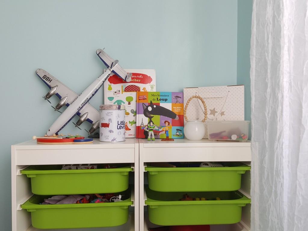 chambre de bébé trofast
