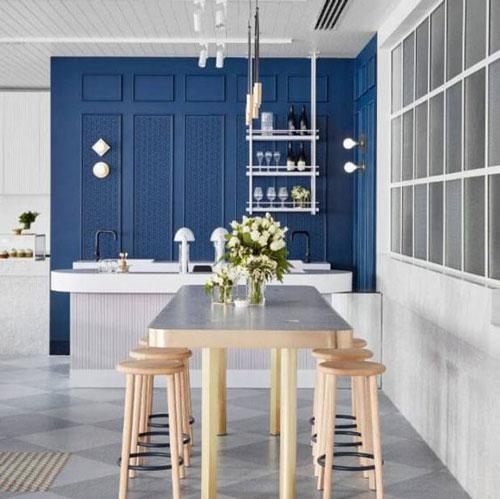 Idées association Classic Blue 2020 Pantone Sophie B déco